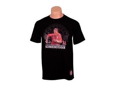 FC Bayern Munich T-Shirt Spieler - Schweinsteiger