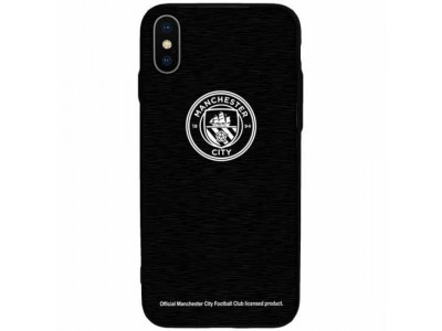 Manchester City FC iPhone X Aluminium Case