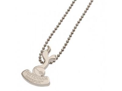 Tottenham Hotspur FC Stainless Steel Pendant & Chain