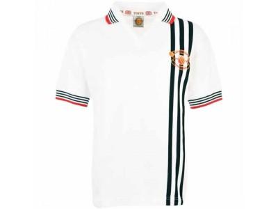 Manchester United 1978 Centenary Away Retro Football Shirt