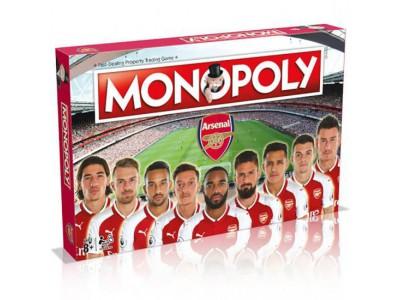 Arsenal FC Edition Monopoly