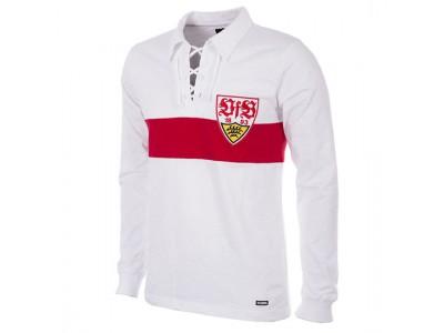 VFB Stuttgart 1958 - 59 Long Sleeve Retro Football Shirt