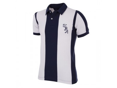 West Bromwich Albion 1978 - 79 Short Sleeve Retro Football Shirt
