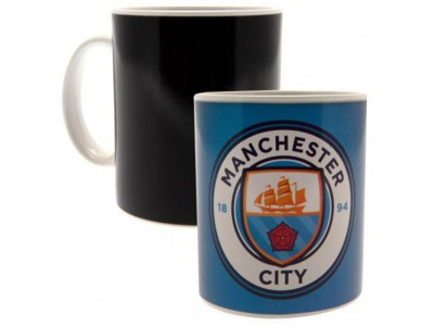 Manchester City FC Heat Changing Mug GR