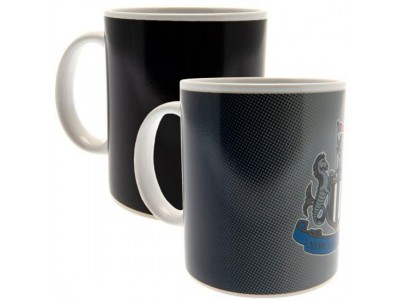 Newcastle United FC Heat Changing Mug GR