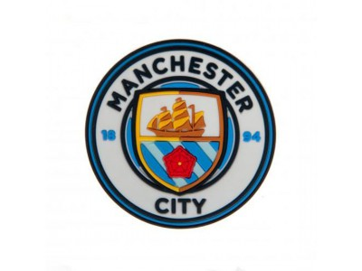 Manchester City FC 3D Fridge Magnet