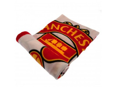 Manchester United FC Fleece Blanket PL