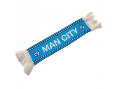 Manchester City FC Mini Car Scarf