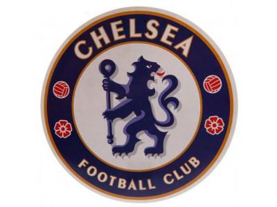 Chelsea FC Large Crest Sticker