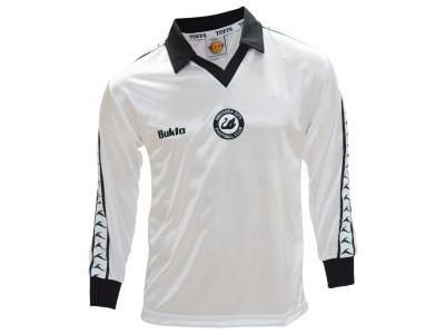 Swansea home retro jersey Long Sleeve - bukta