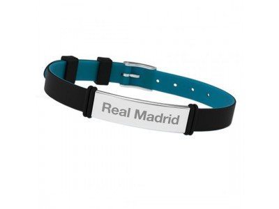 Real Madrid FC Colour Silicone Bracelet