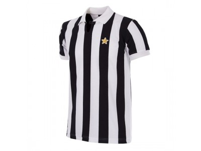 Juventus 1976 - 77 Coppa UEFA Retro Shirt