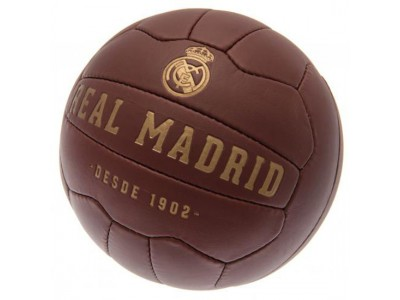 Real Madrid FC Retro Heritage Football