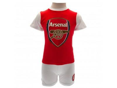 Arsenal FC T Shirt & Short Set 9/12 Months