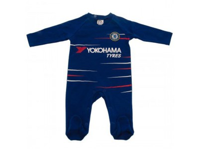 Chelsea FC Sleepsuit 6/9 Months TS