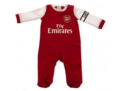 Arsenal FC Sleepsuit 12/18 Months Wt