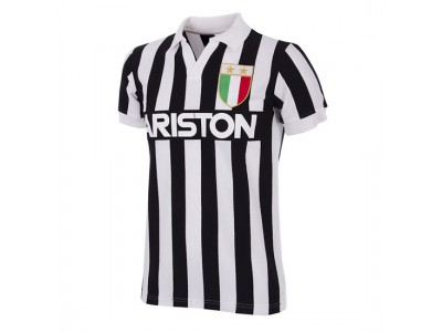 Juventus 1984 - 85  Retro Shirt