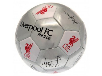 Liverpool FC Football Signature SV