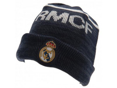 Real Madrid FC Knitted Hat TU