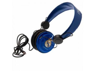 Real Madrid FC Headphones