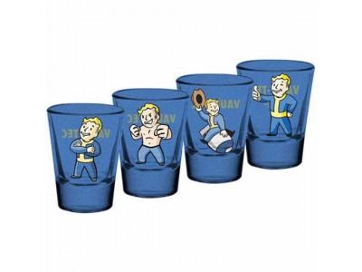Fallout 4 Pack Premium Shot Glass Set