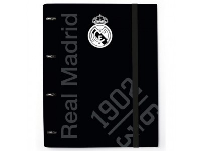 Real Madrid FC Ring Binder