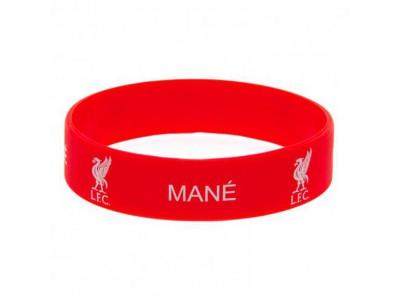 Liverpool FC Silicone Wristband Mane