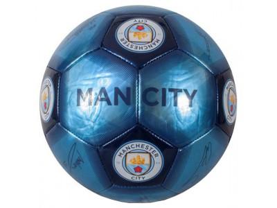 Manchester City FC Football Signature