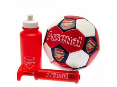 Arsenal FC Football Gift Set