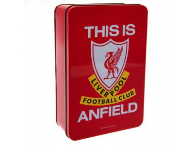 Liverpool FC Supporters Tin