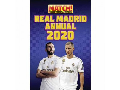 Real Madrid FC Annual 2020