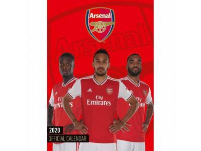 Arsenal FC Calendar 2020