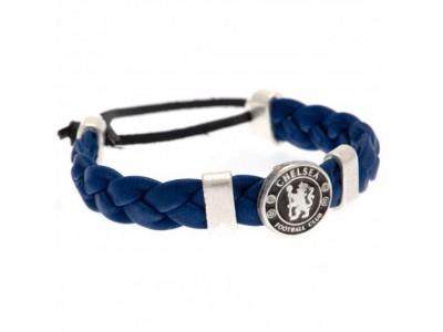 Chelsea FC PU Slider Bracelet