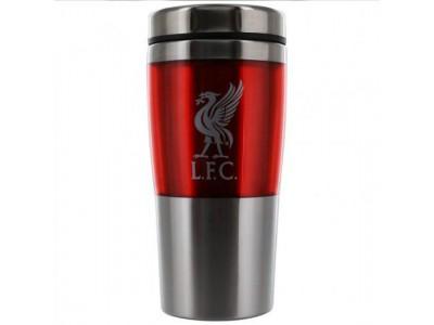 Liverpool FC Metal Travel Mug