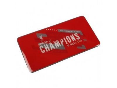 Liverpool FC Champions Of Europe Fridge Magnet
