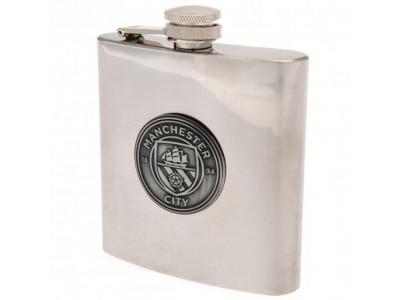 Manchester City FC Hip Flask