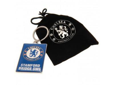 Chelsea FC Deluxe Keyring