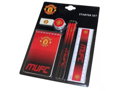 Manchester United FC Starter Stationery Set