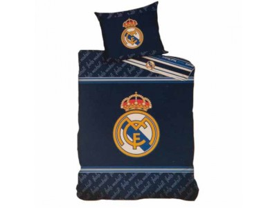 Real Madrid FC Single Duvet Set NV