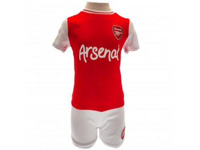 Arsenal FC Shirt & Short Set 12/18 Months RT