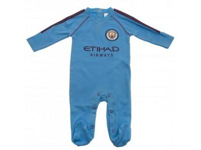 Manchester City FC Sleepsuit 12/18 Months PL