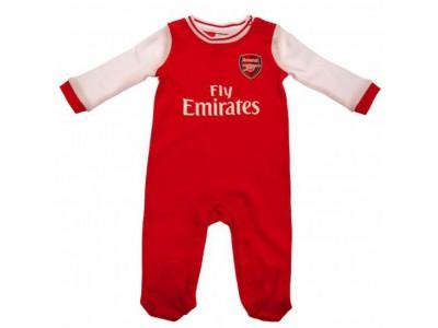 Arsenal FC Sleepsuit 0/3 Months RT