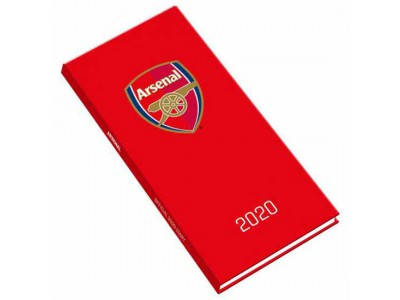 Arsenal FC Pocket Diary 2020