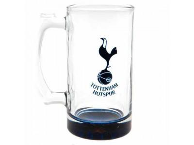 Tottenham Hotspur FC Stein Glass Tankard CC
