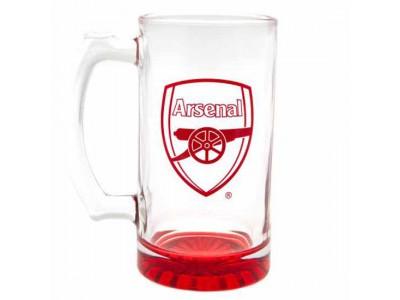 Arsenal FC Stein Glass Tankard CC