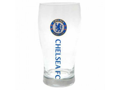 Chelsea FC Tulip Pint Glass