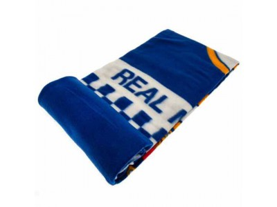 Real Madrid FC Fleece Blanket CQ