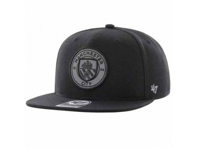 Manchester City FC 47 Cap Reflective Captain