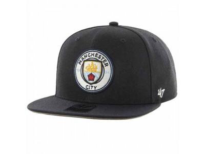 Manchester City FC 47 Cap No Shot Captain