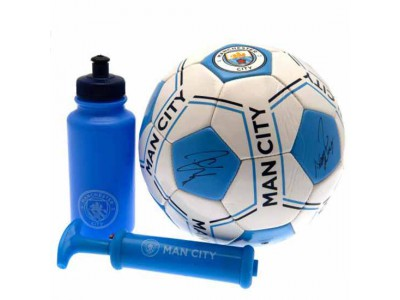 Manchester City FC Signature Gift Set